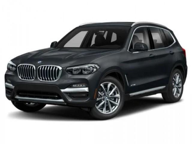 2018 BMW X3 sDrive30i