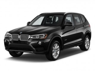 2017 BMW X3 sDrive 28i