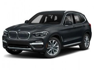 2018 BMW X3 sDrive30i