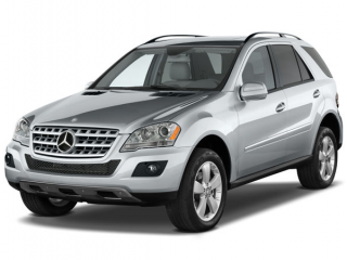 2009 Mercedes-Benz ML 320 Bluetec