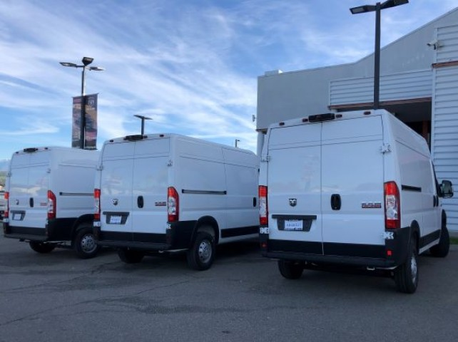 2020 Ram ProMaster Cargo Van 1500 High Roof