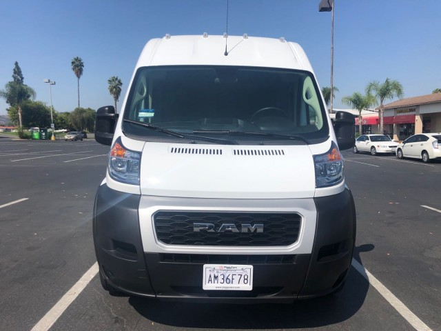 2020 Ram ProMaster 1500 High Roof 136