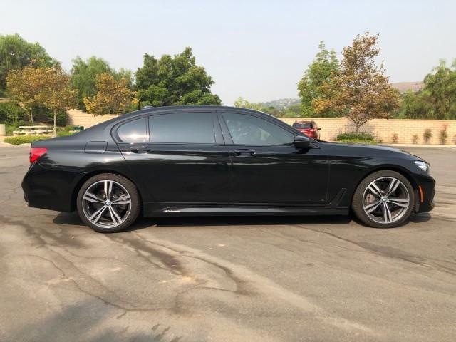 2019 BMW 7 Series 740i M Sport