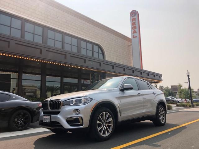 2019 BMW X6 sDrive 35i