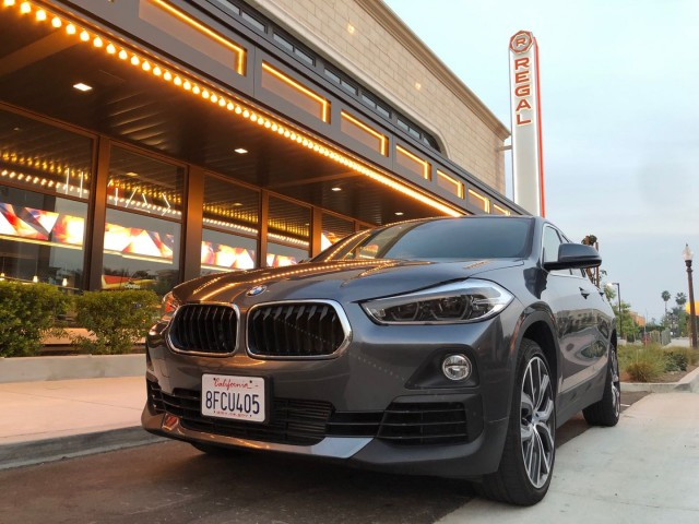 2018 BMW X2 sDrive 28i