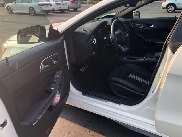 2018 Mercedes-Benz CLA 250