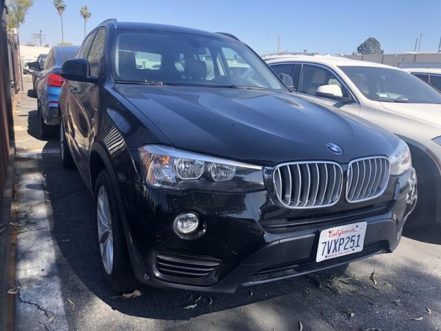 2017 BMW X3 sDrive 28i