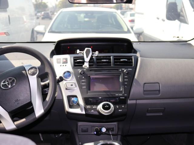 2014 Toyota Prius v